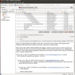 Thunderbird 5.0 on Ubuntu 11.04